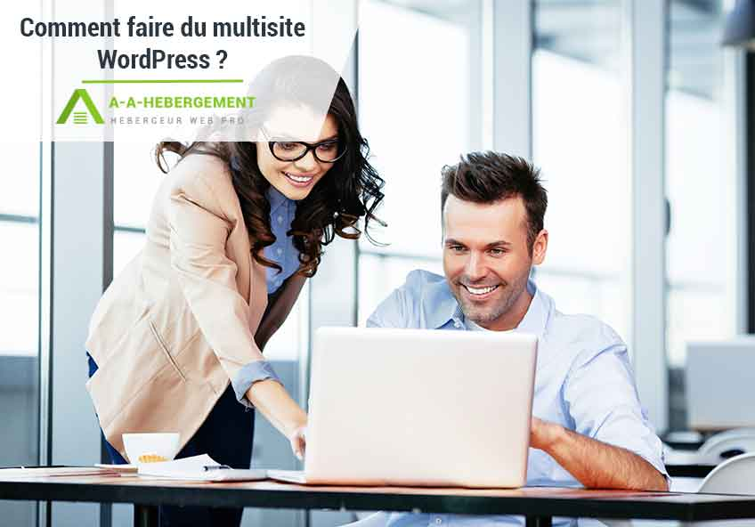 Comment faire du multisite WordPress ?