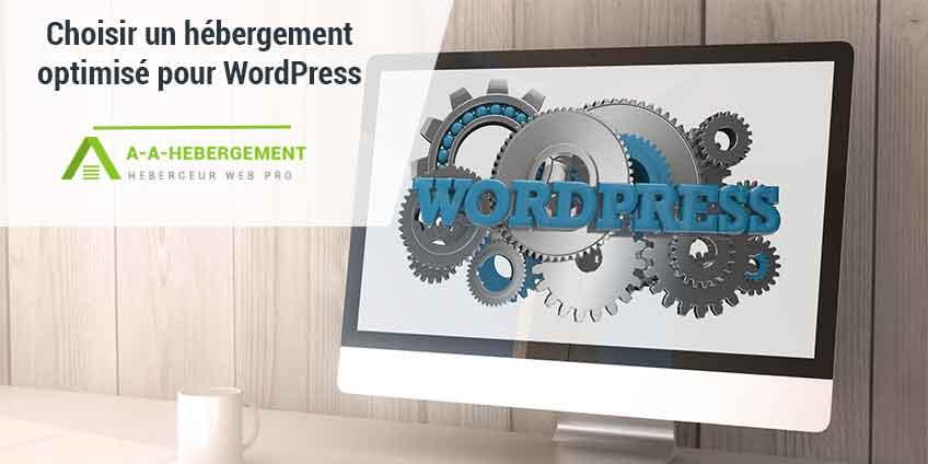 Pourquoi choisir un hébergement optimisé pour votre site WordPress?